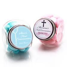 communion party supplies communion personalized mini glass candy jars communion