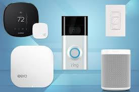 smart home the best smart home speaker lights doorbell thermostat and wi fi