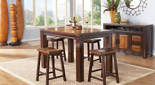counter height dining room table sets dining room sets suites furniture collections