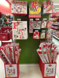 minnie mouse christmas wrapping paper cool disney finds christmas items at target wdw fan zone