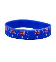bracelet rubber images Australian flag rubber bracelet australia the gift australian jpg