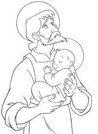 catholic saints saint u0027s coloring pages family