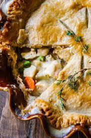Keeping Pumpkin Pie Crust Getting Soggy by Double Crust Chicken Pot Pie Sallys Baking Addiction