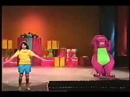 The Backyard Show Book Barney by Barney U0026 The Backyard Gang Barney In Concert Episode 7