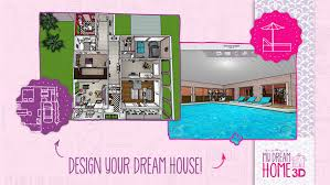 home design 3d ipad upstairs home design 3d my dream home on the app store