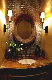 Half Bathroom Decorating Ideas Pictures 20 Half Bathroom Ideas Brown Nyfarms Info
