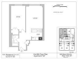 West 10 Apartments Floor Plans by Streeteasy 160 West 22nd Street In Chelsea 604 Sales Rentals