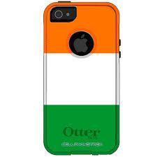 Irrland Flag Otterbox Commuter Apple Iphone 5 Case Ireland Flag Trek Phone