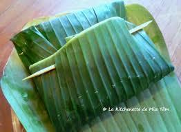 feuille de cuisine feuilles de bananier archives la kitchenette de miss tâmla
