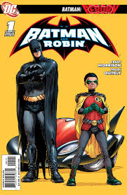 batman robin vol 1 dc database fandom powered wikia