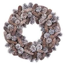 Pine Cone Home Decor Ballard Designs Mixed Pine U0026 Berry Wreath 119 Liked On