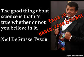 Neil Tyson Meme - neil degrasse tyson says science is true actual anarchy