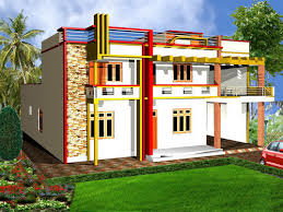 House Elevation 3d House Elevation In Rewa Id 7008856688