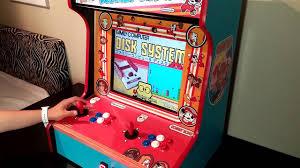 Bar Top Arcade Cabinet Donkey Kong Themed Bartop Arcade Cabinet Youtube