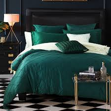 Green Comforter Sets Dark Green Comforter Sets 3pc Reversible Solid Emboss Striped