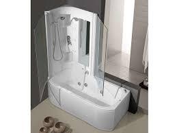 vasche da bagno con seduta vasche doccia combinate foto 36 40 design mag