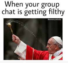 Group Chat Meme - when your group chat is getting filthy group chat pinterest