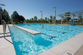 Outdoor Swimming Pool by Mississauga Ca Residents Swimming Pools
