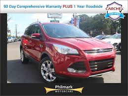 Ford Escape Ignition Switch - 2014 used ford escape navigation premium sound panoramic sunroof