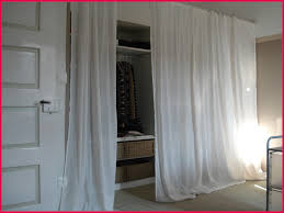 rideaux pour placard de chambre excitant rideau pour penderie accessoires 322794 rideau idées
