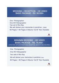 Wedding Photographers Prices Wedding Photography Prices Chennai Candid Wedding Photography Cost U2026