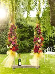 Summer Wedding Decorations Lovely Wedding Reception Décor Swing Ideas U2013 Weddceremony Com