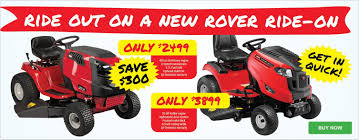 Lawn Mowers U0026 Garden Power Equipment Sydney Gyc Mower Depot