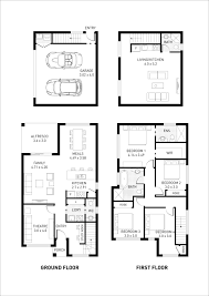 100 detached garage floor plans barn garage with living