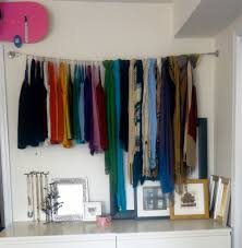 Creative Way To Hang Scarves by 100 Ideas To Hang Scarves 37 Sconces To Hang Window Scarves
