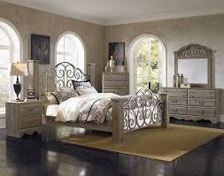 Bedroom Set Wood And Metal Metal Bedroom Furniture Vivo Furniture