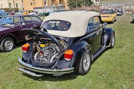 volkswagen classic car vintage volkswagen type 1 beetle with tuned chromed engine