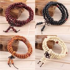 rosary bead bracelet wholesale 6mm sandalwood bead prayer japa rosary mala