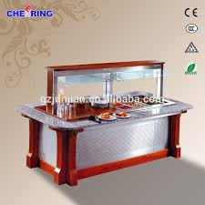restaurant buffet tables for sale used refrigerated salad bar equipment guangzhou manufacture buy