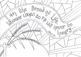 flame creative children u0027s ministry i am the bread of life