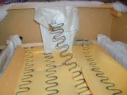 comment réparer un canapé en cuir canape en cuir ikea 14 comment reparer ressort canap233 la