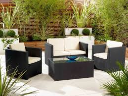 deck furniture layout furniture casual outdoor living room decoration using deck