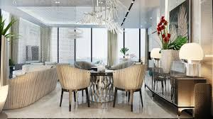 Gorgeous Apartment Design In Dubai By Luxury Antonovich Design - Luxury apartment design