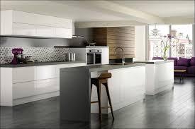grey cabinets kitchen painted kitchen gray backsplash subway tiles european style modern high