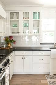neutral kitchen ideas backsplash white kitchen with white subway tile best subway tile