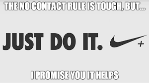 Moving In Together Meme - no contact rule should you use it and if so how here s