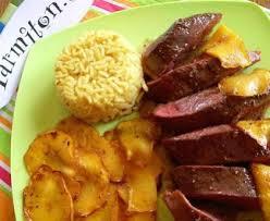 cuisiner le magret magret de canard et mangue recette de magret de canard et mangue