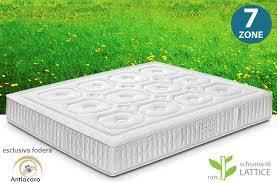 materasso 100 lattice naturale migliori materassi in lattice 100 naturale classifica e