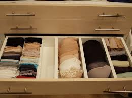 how do you store your lingerie