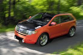 ford crossover 2007 h u0026r ford edge h u0026r special springs lp