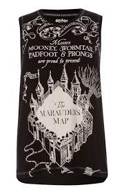 Marauders Map Dress Primark U201emarauder U0027s Map Harry Potter U201c Top I Need This Clothes