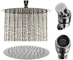 choose a best fixed shower by different technologies matter