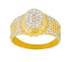 mens gold ring 415 00272 brick city gold