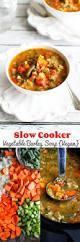 best 25 vegetable barley soup ideas on pinterest crockpot