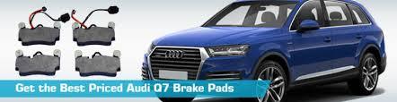 audi q7 brake pad replacement audi q7 brake pads disc brake pad brembo ebc pagid