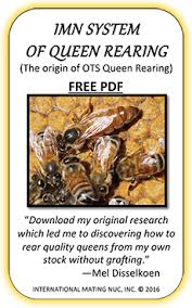 ots de cuisine international mating nuc inc independent beekeeping research and